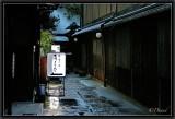 Kyoto blues.
