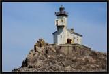 Tévennec Lighthouse.