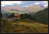 Druykel Dzong.