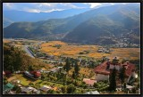 Paro Valley.