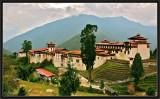 The Huge Trongsa Dzong.