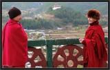 Le délassement des moines.