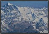 Everest. (Chomolungma).