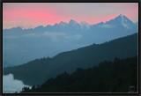 Kangchenjunga Sunset.