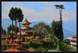 Le Temple Népalais.