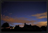 Twilight over Cornouaille.