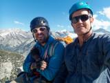 Summit (16,630ft; 3240m)