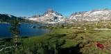 Morning at Thousand Island Lake
