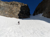 Approaching Ritter-Banner-Saddle