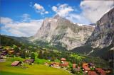 Grindelwald in Switzerland