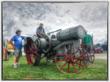 Antique Tractor and Farm Equipment