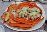 Steamed snow crab DSC_2184