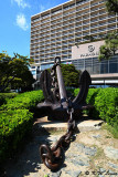 Anchor in front of Paradise Hotel DSC_2070