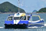 HK Jockey Club's Kai Sai Chau Solar-hybrid Catamaran DSC_8799