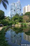 Reflection of Lippo Centre DSC00626