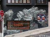 Mural @ Stazione Novella by Cinta Vidal DSC01335