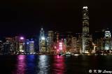 Hong Kong by night (香港夜色)
