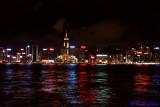 Victoria Harbour @ night 01