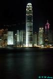 Victoria Harbour @ night 09