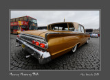 MERCURY Monterey 1964 Paris - France