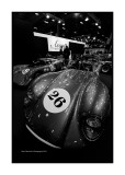 Lister-Jaguar 1958, Paris
