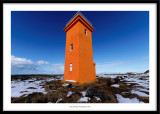 Lighthouse, Iceland 2019