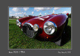 OSCA 2000 S 1954 Chantilly - France