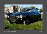 FERRARI 250 MM 1953 Chantilly - France