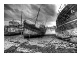 The Fishing Boats Graveyard