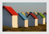 Les Cabines de Gouville-sur-Mer