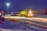 The 6:22 Train Torontobound At First Light P1380877