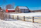 Farm Winterscape P1060409