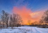 Rising Mist At Sunrise P1070283-9