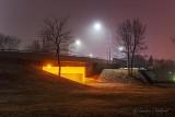 Beckwith Street Bridge At Night P1390362-4