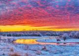Rosedale Creek Sunrise P1390392-8