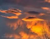 Clouds At Sunrise P1400319-25