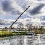LeBoat Crane P1120643