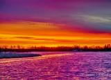Otter Creek Sunrise P1120879-85