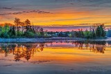 Rideau Canal Sunrise P1400955-61