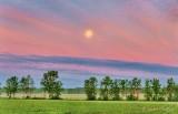 Moon At Sunrise P1410862-8