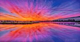 Otter Creek Sunrise Panorama P1410841-54