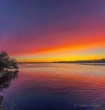Irish Creek At Sunrise DSCN34651-6