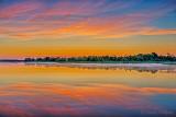 Irish Creek At Sunrise P1420015-7