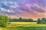 Summer Fields At Sunrise P1420668-70