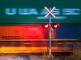 Railway Crossing Lights P1420835-8