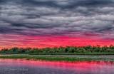 Irish Creek At Sunrise P1430279-85