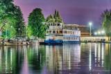 Kawartha Voyageur At Night In Smiths Falls P1430750-6