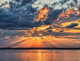 Sturgeon Lake Sunset P1000249-55