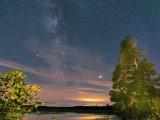 Milky Way Beyond Clouds P1440963-4