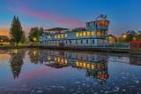 Kawartha Voyageur At Dawn P1450891-7